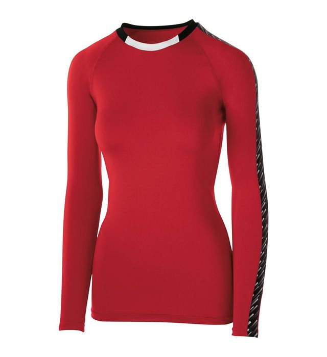Girls Spectrum Long Sleeve Jersey