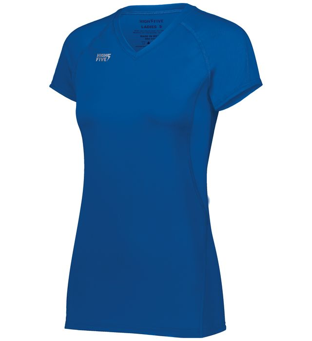 Ladies TruHit Short Sleeve Jersey