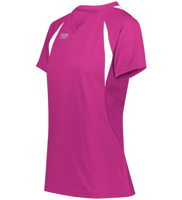 Ladies Color Cross Jersey