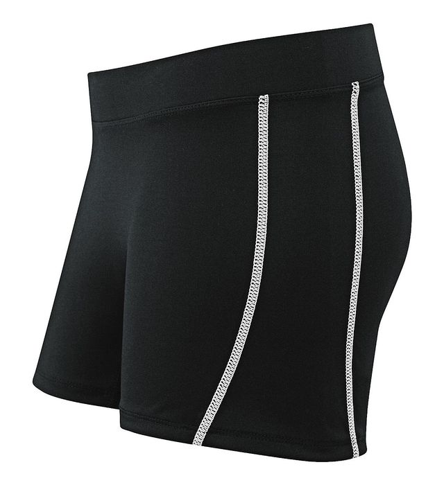 Image for Ladies 4-Panel Shorts from ASG