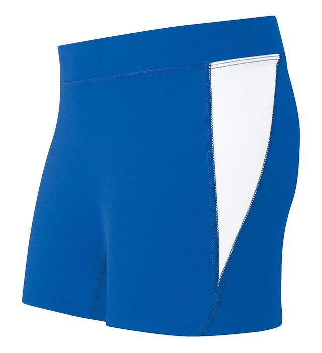 Image for Girls Side Insert Shorts from ASG