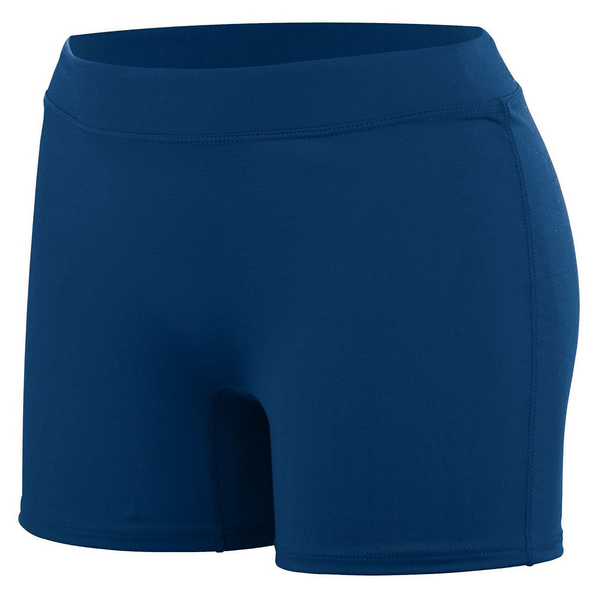 Ladies Knock Out Shorts - NAVY
