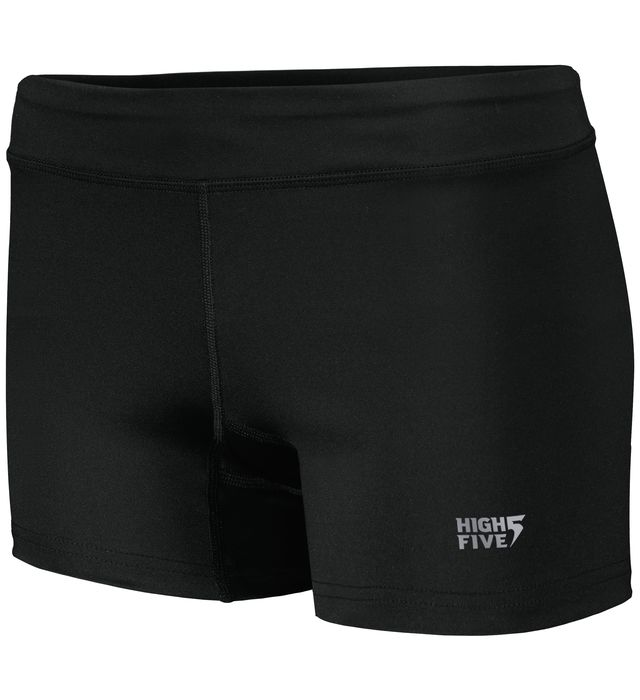 Image for Girls TruHit Volleyball Shorts from ASG