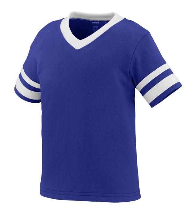 Toddler Sleeve Stripe Jersey