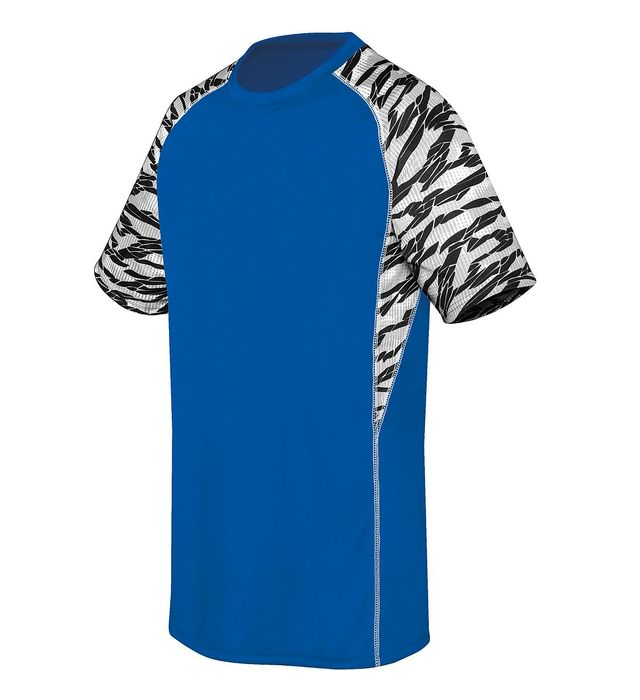 Evolution Printed Short Sleeve Jersey