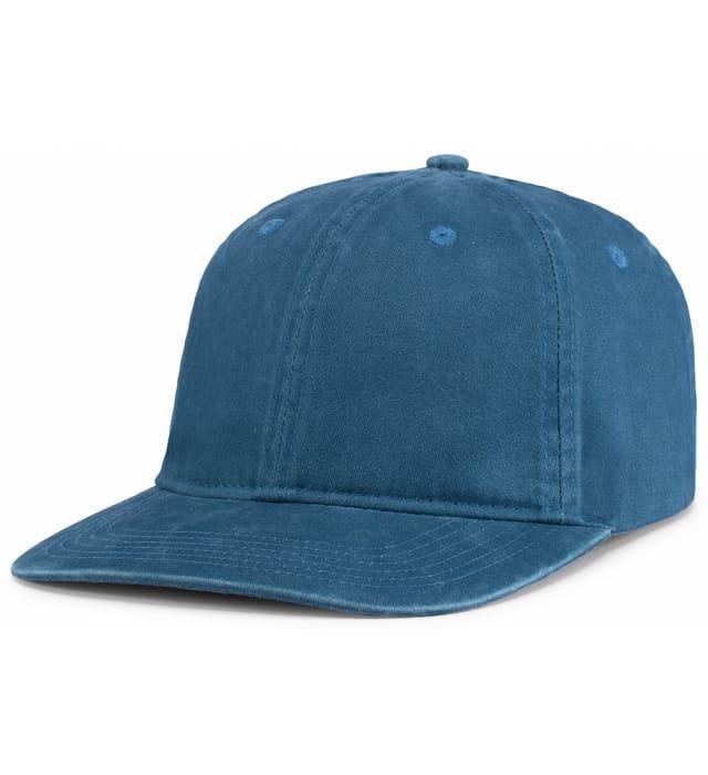 Bio-Washed Buckle Strap Adjustable Cap