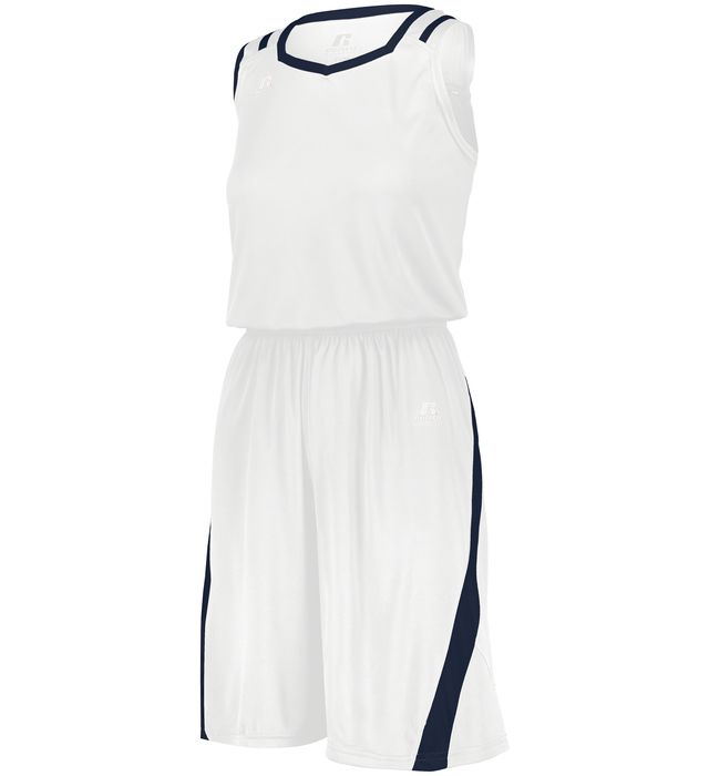 Ladies Athletic Cut Shorts