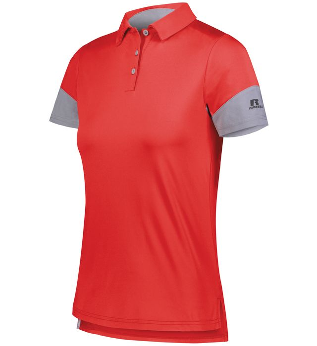 Ladies Hybrid Polo