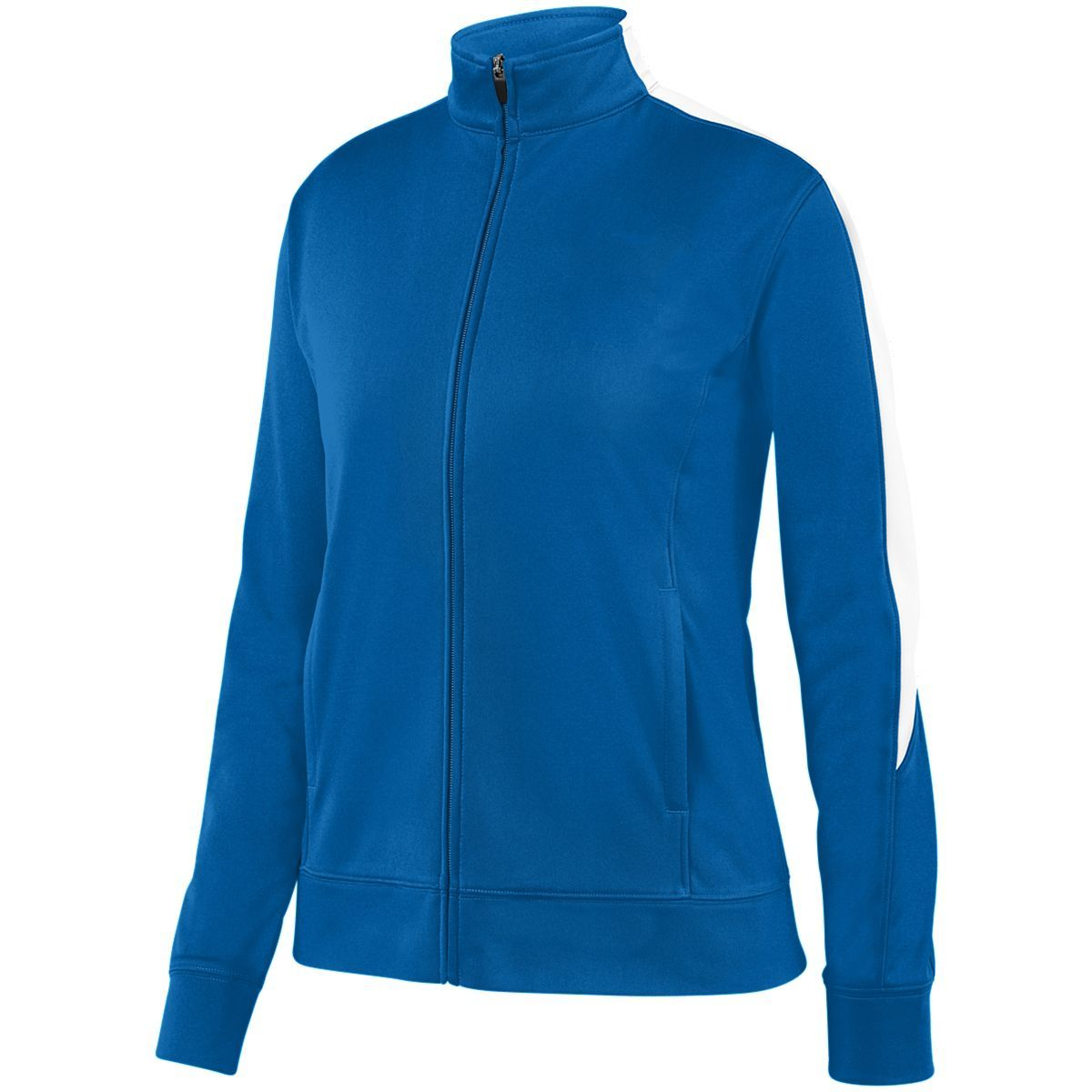 Ladies Medalist Jacket 2.0 - ROYAL/WHITE