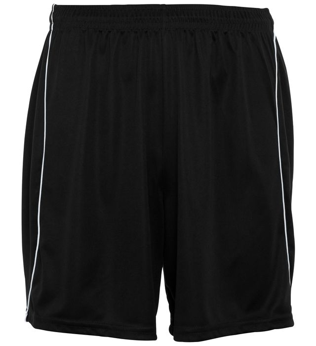 Augusta Sportswear Wicking Soccer Shorts with Piping