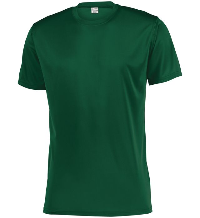 Youth Attain Wicking Set-In Sleeve Tee