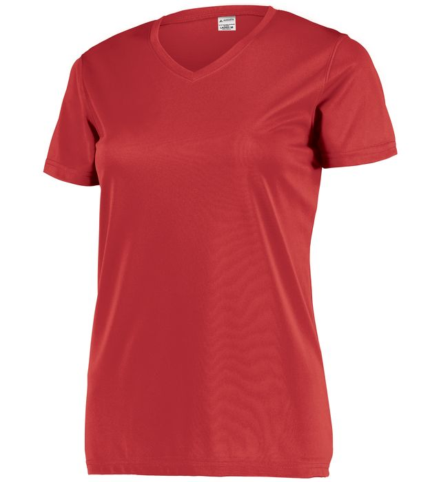 Ladies Attain Wicking Set-In Sleeve Tee