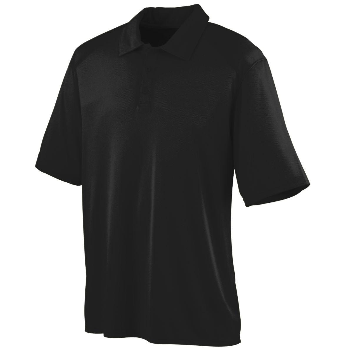 Vision Polo - BLACK