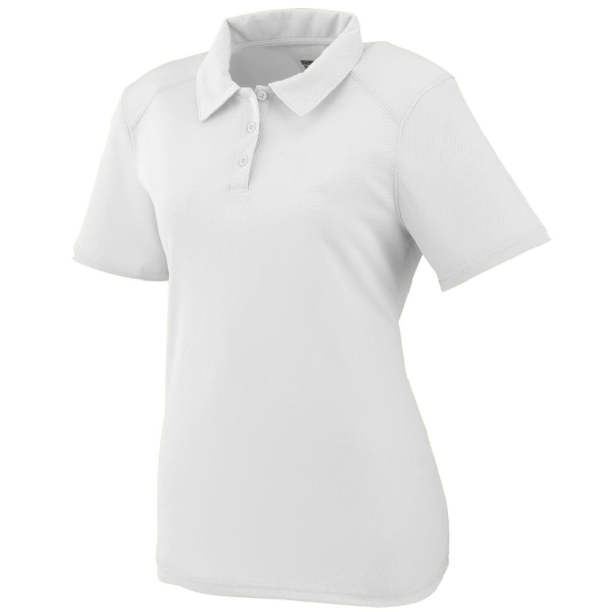 Ladies Vision Polo - WHITE