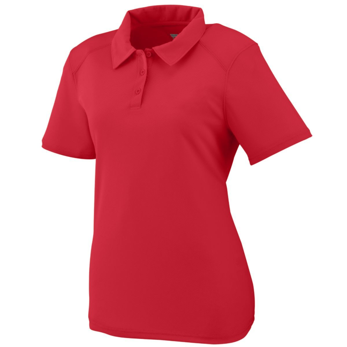Ladies Vision Polo - RED