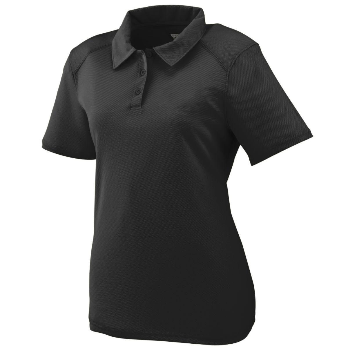 Ladies Vision Polo - BLACK