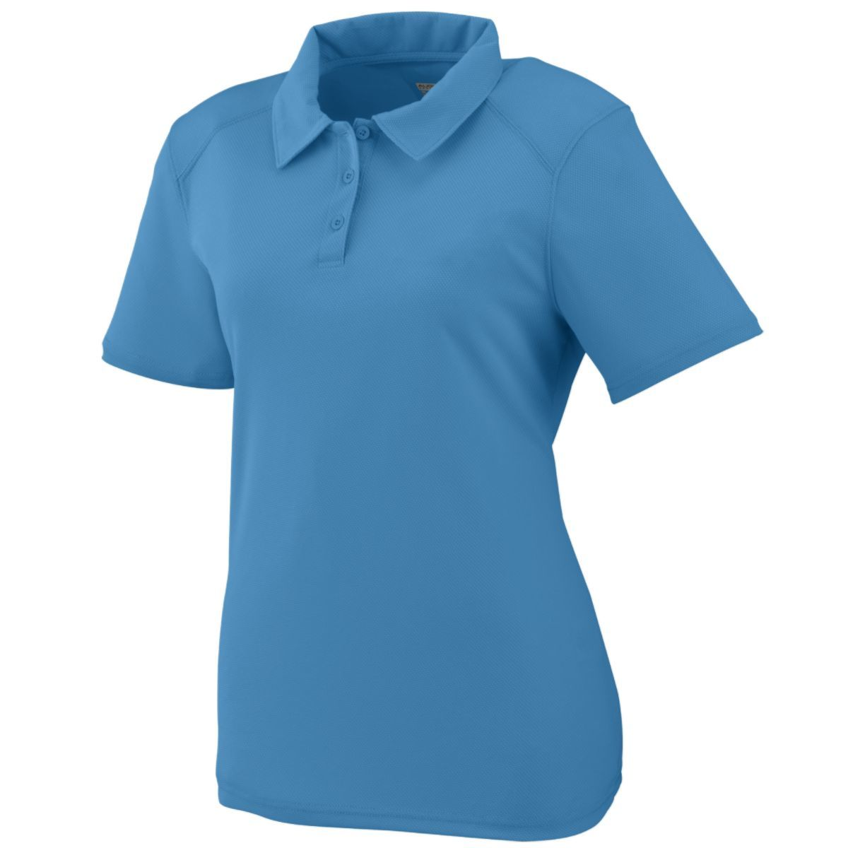 Ladies Vision Polo - COLUMBIA BLUE