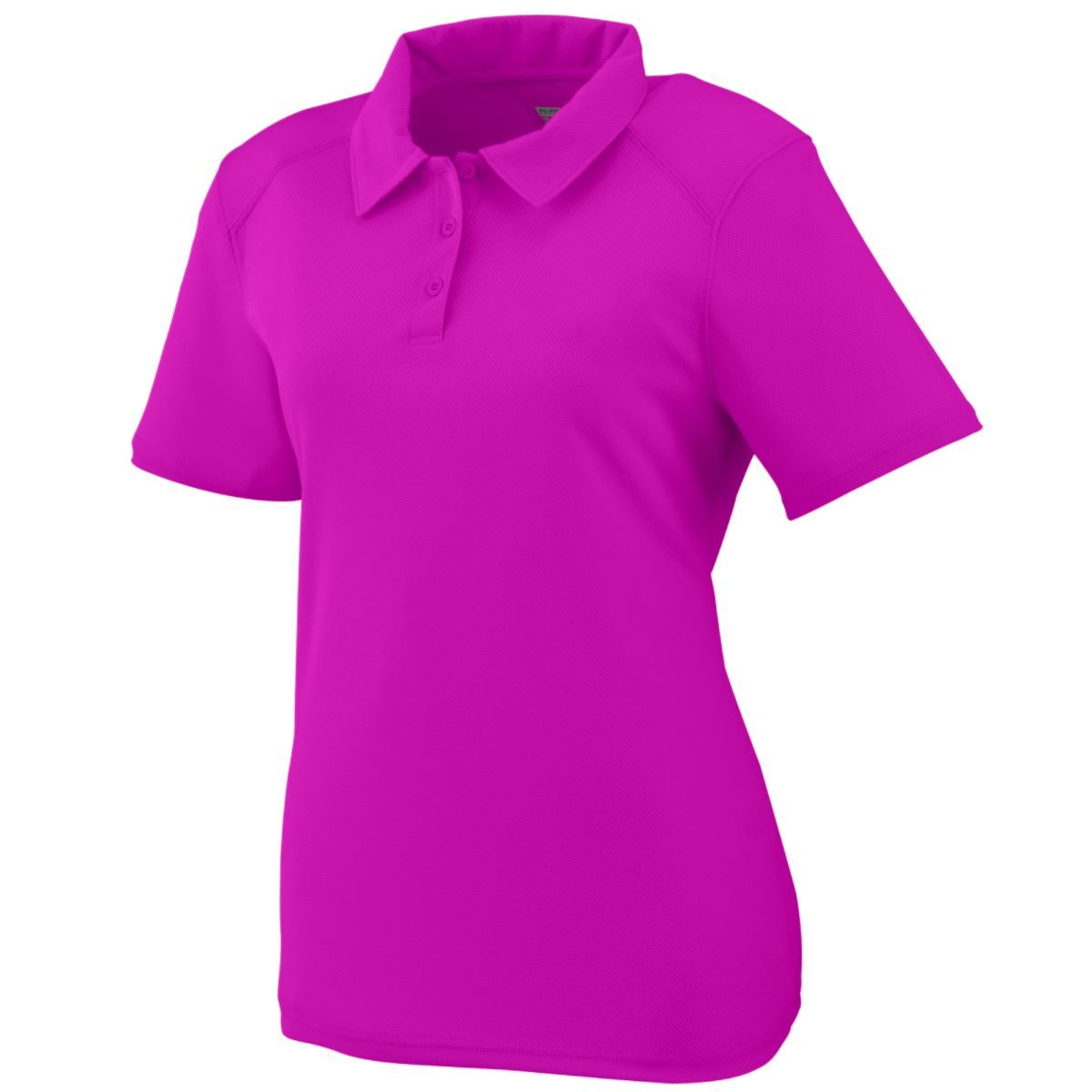 Ladies Vision Polo - POWER PINK