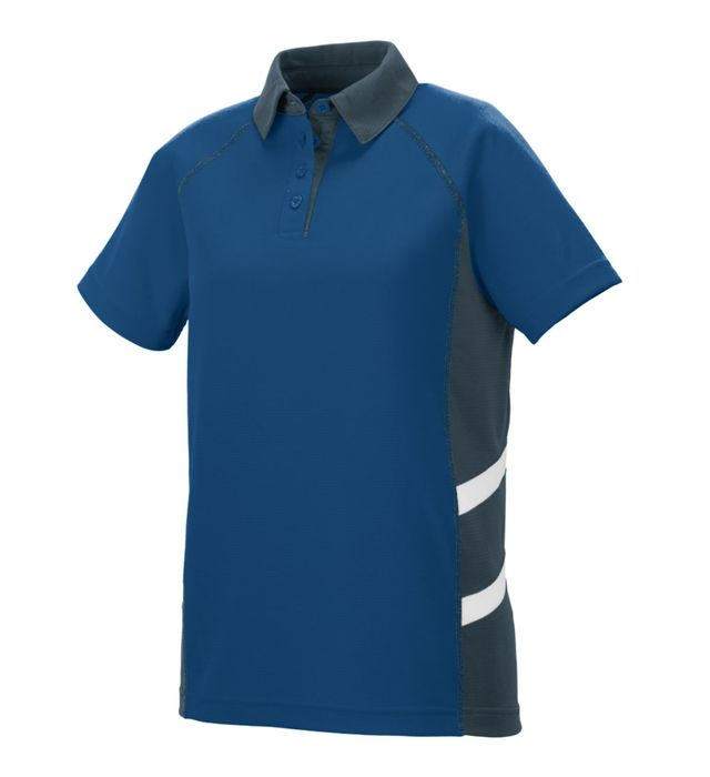 Ladies Oblique Polo