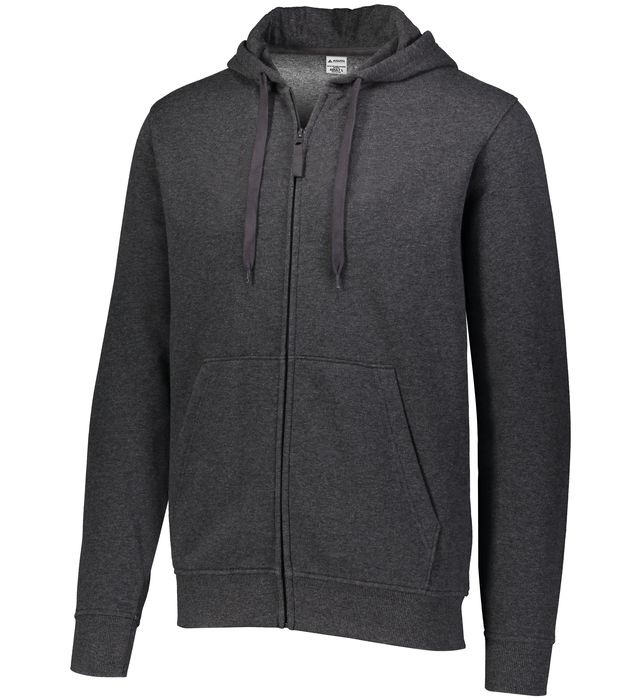 60/40 Fleece Full Zip Hoodie