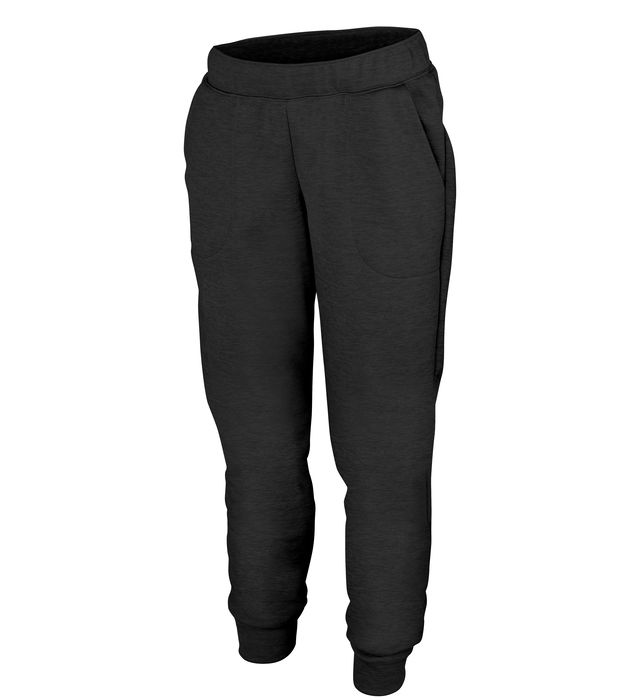 Ladies Tonal Heather Fleece Jogger