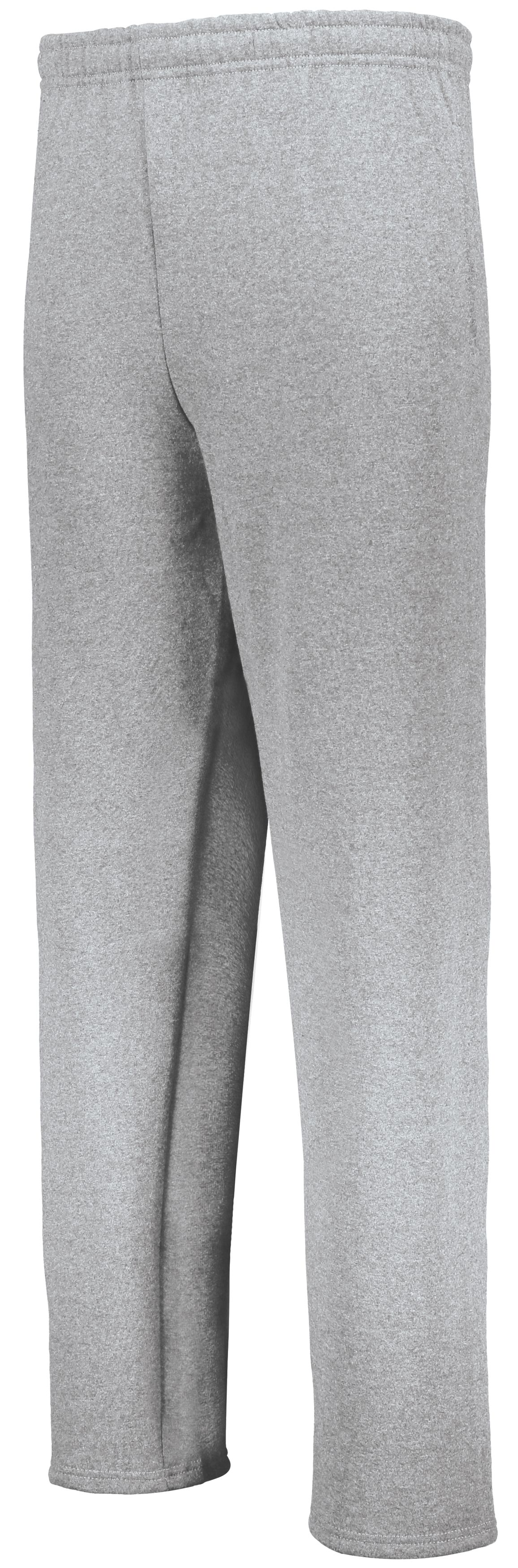 Dri-Power®  Open Bottom Pocket Sweatpant - Oxford