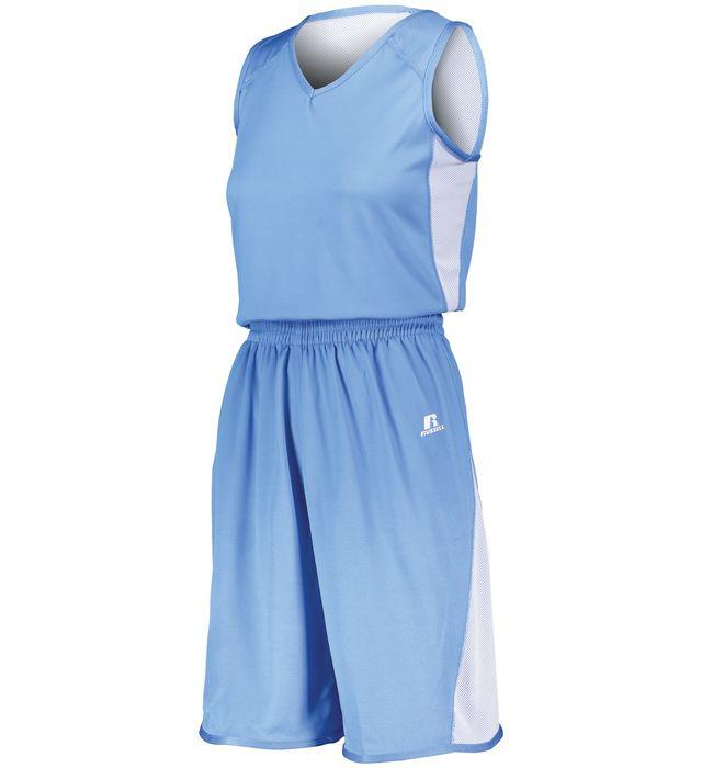 Ladies Undivided Single Ply Reversible Shorts