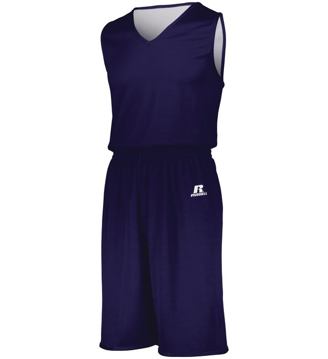 Undivided Solid Single Ply Reversible Jersey