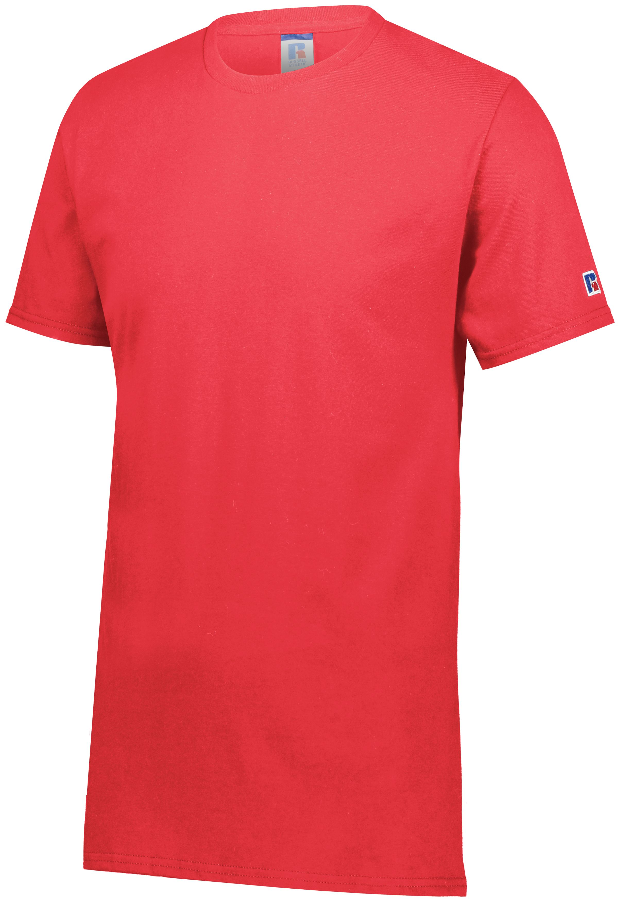 Cotton Classic Tee - TRUE RED
