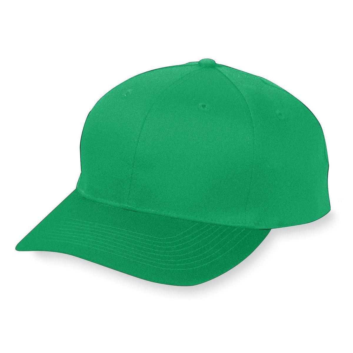 Six-Panel Cotton Twill Low-Profile Cap - KELLY