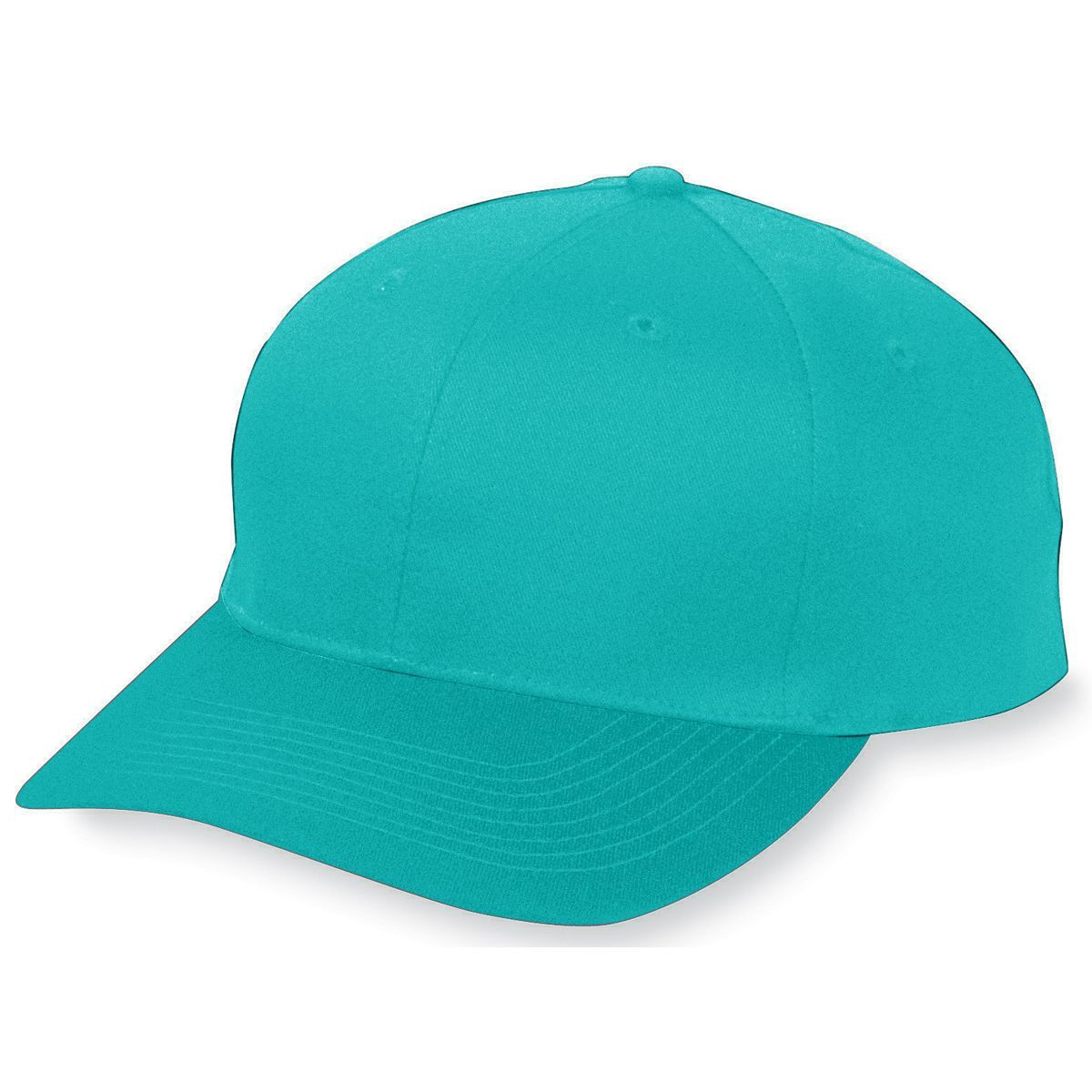 Youth Six-Panel Cotton Twill Low-Profile Cap - TEAL