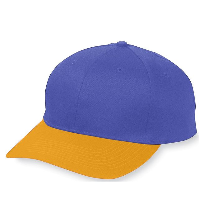Youth Six-Panel Cotton Twill Low-Profile Cap