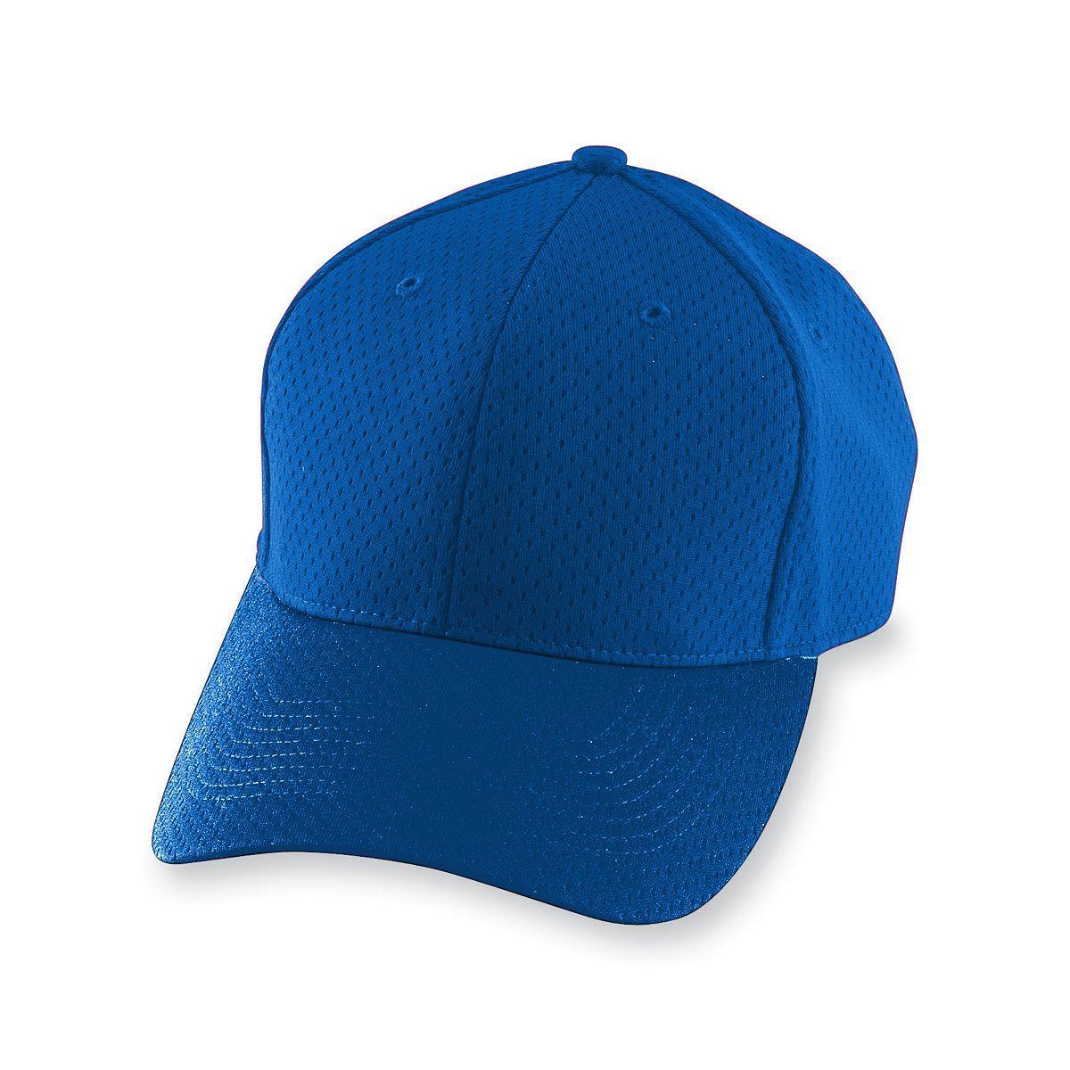 Athletic Mesh Cap - ROYAL