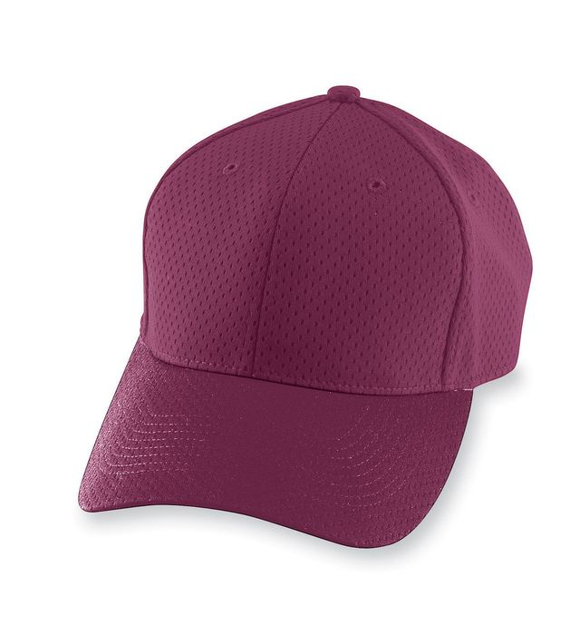 Youth Athletic Mesh Cap