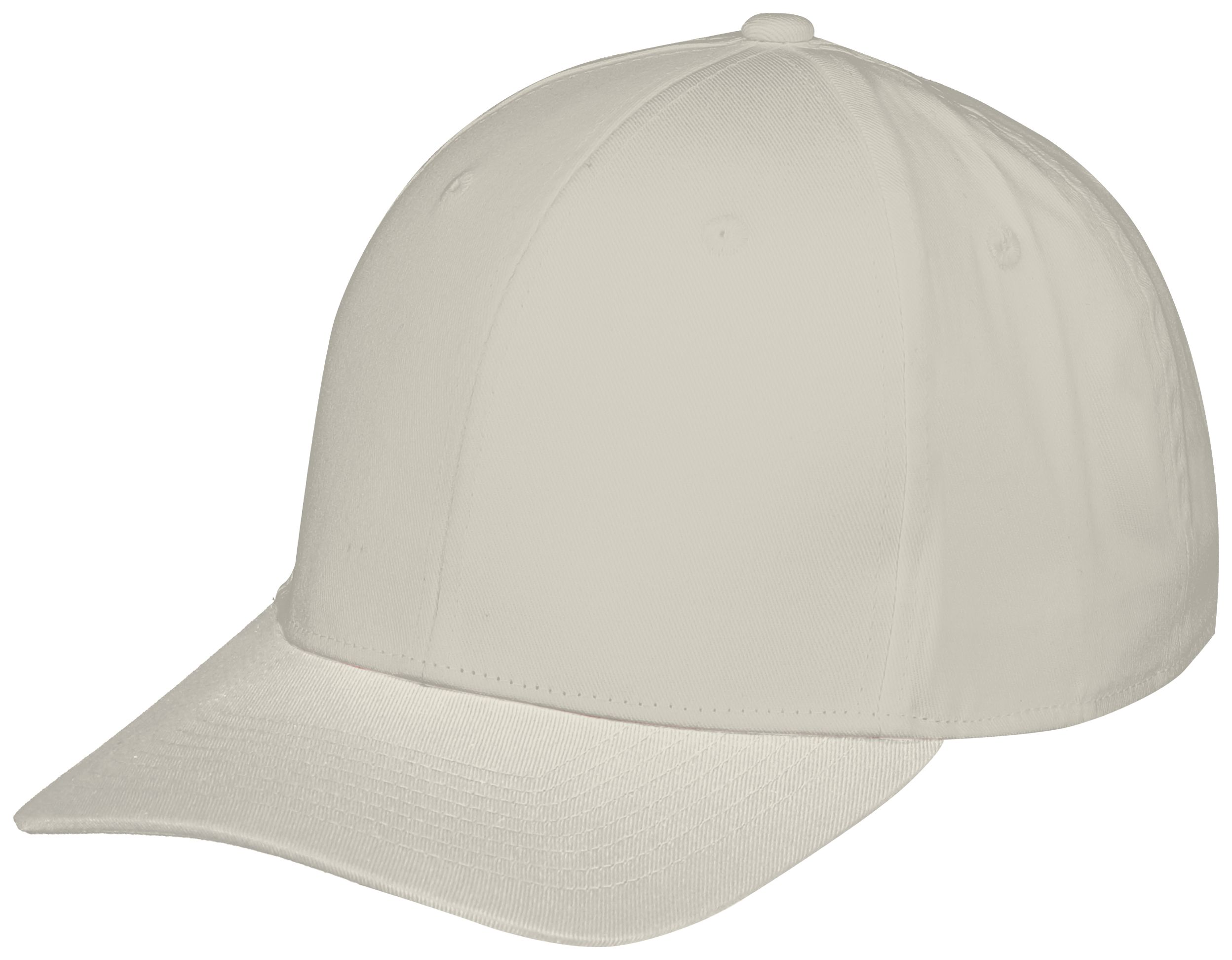 Youth Rally Cotton Twill Cap - Silver Grey