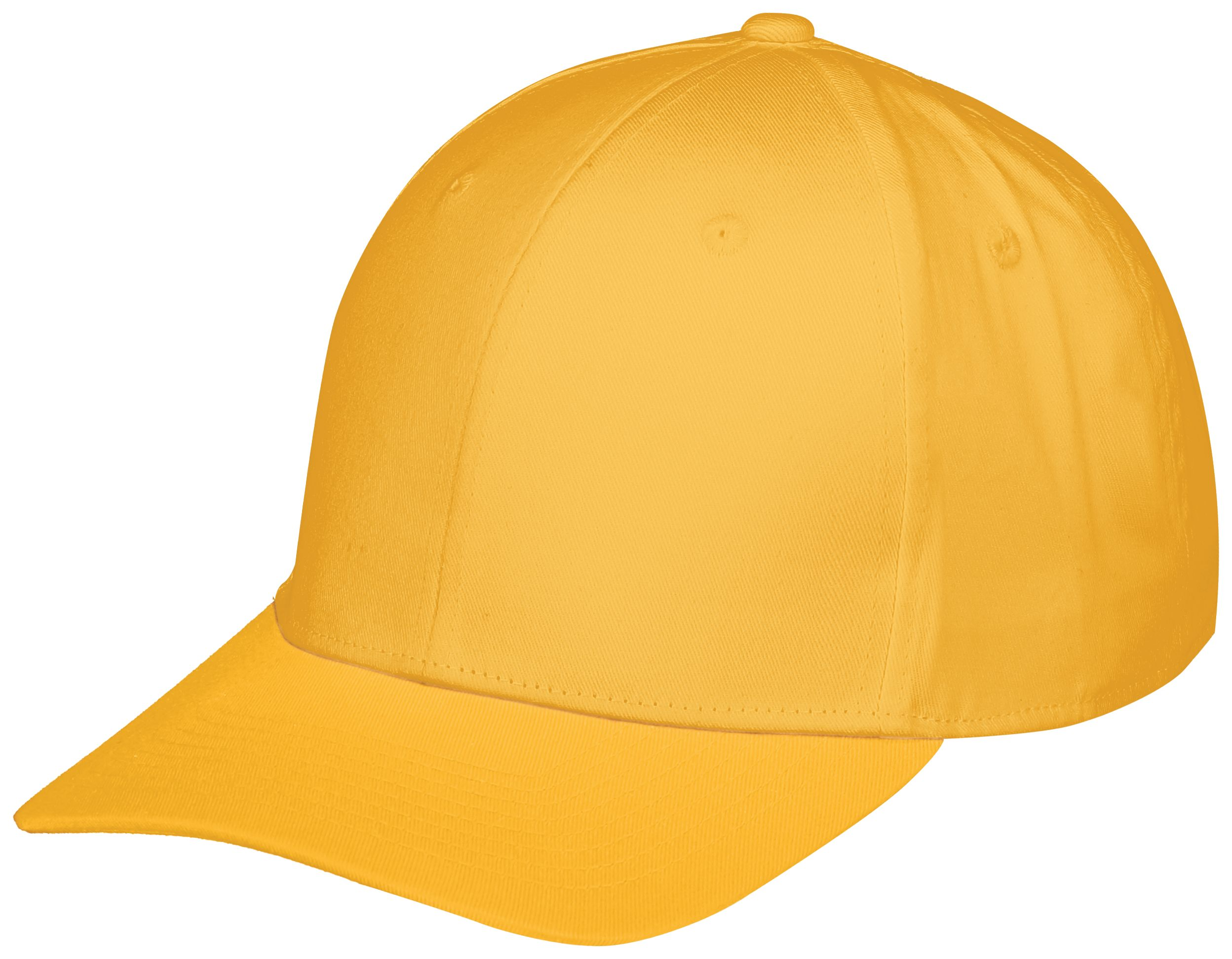 Rally Cotton Twill Cap - Gold