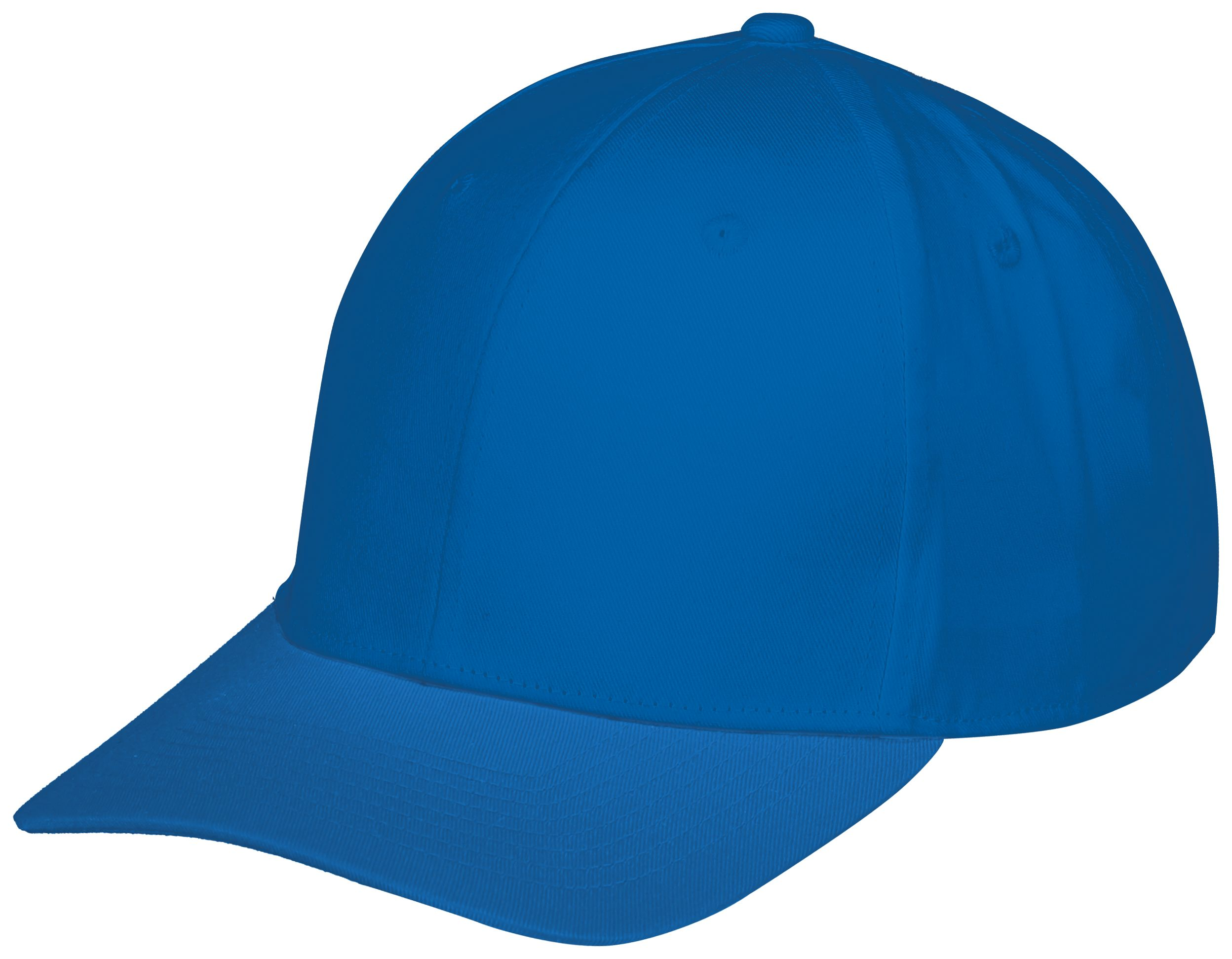 Youth Rally Cotton Twill Cap - Royal