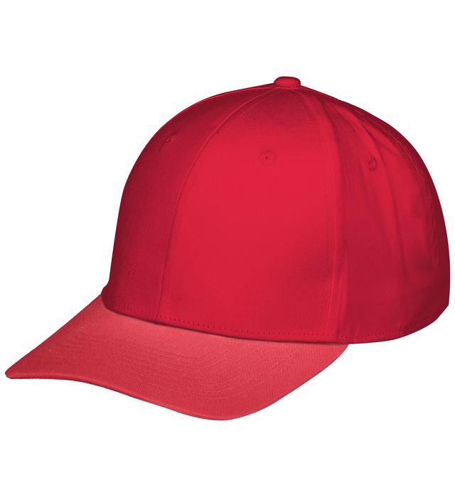 Youth Rally Cotton Twill Cap