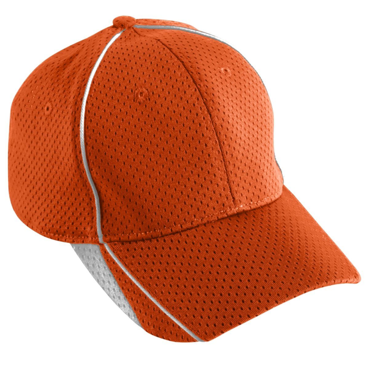 Force Cap - Orange/white