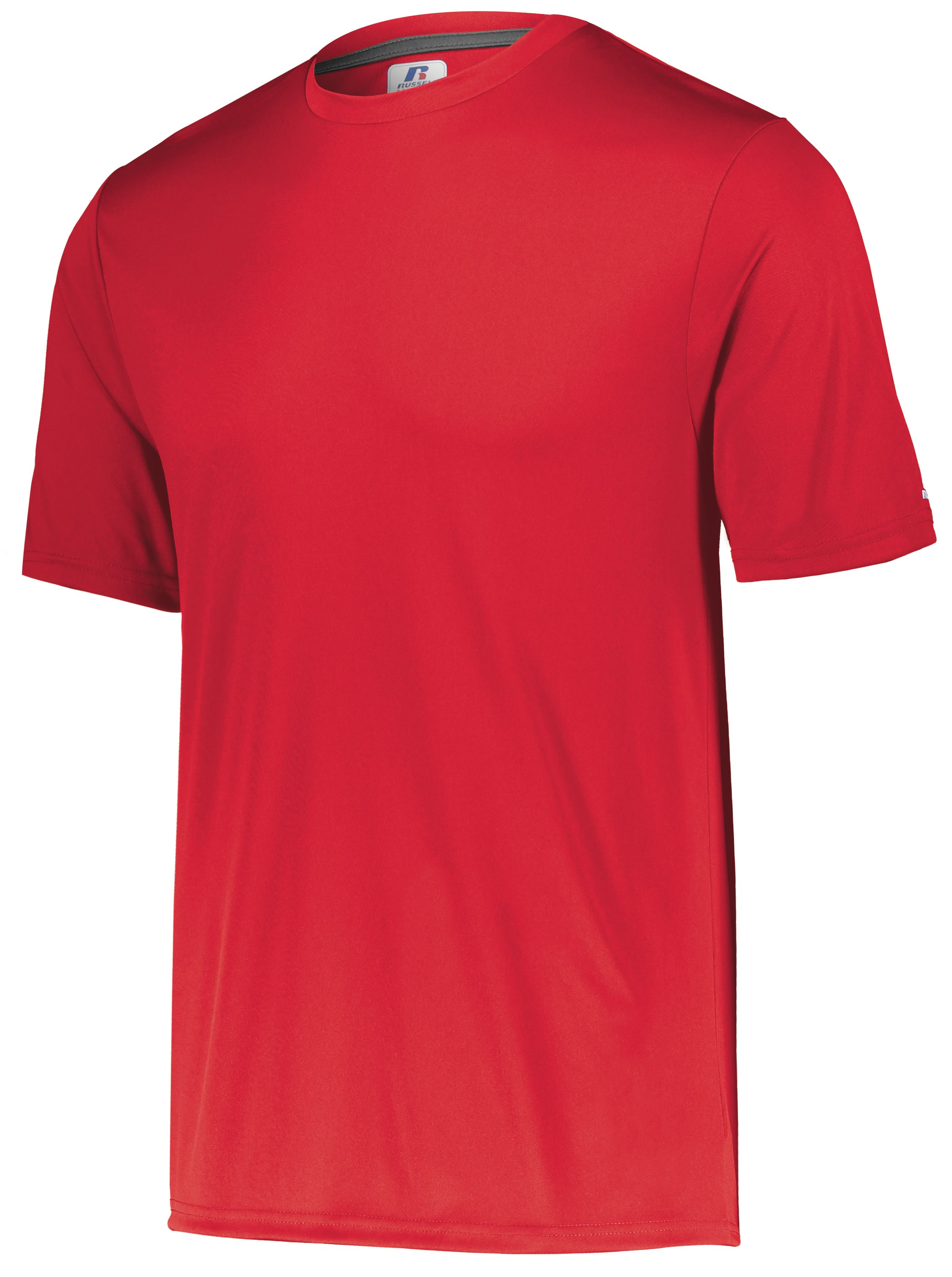 Youth Dri-Power Core Performance Tee - True Red
