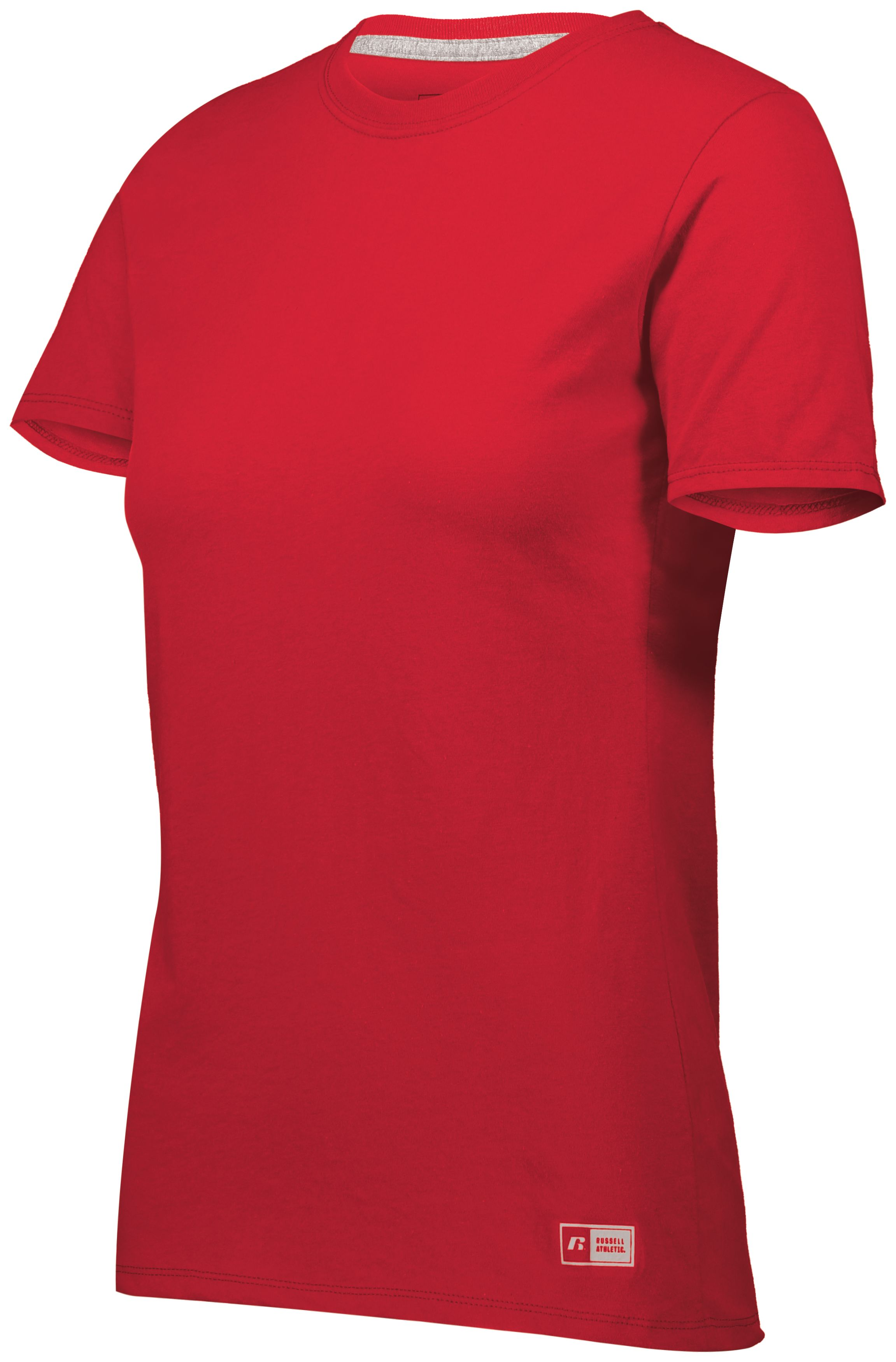 Ladies Essential Tee - True Red