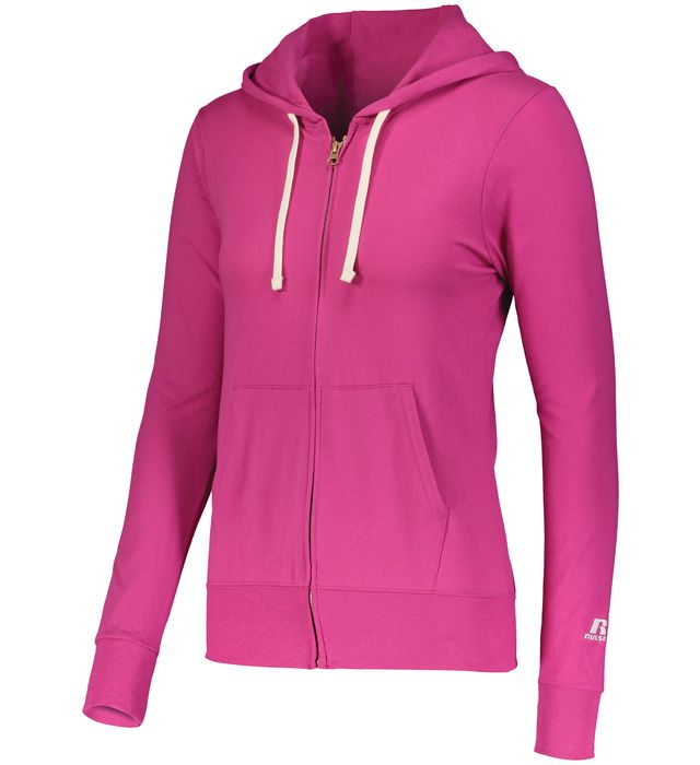 Ladies Essential Full Zip Jacket