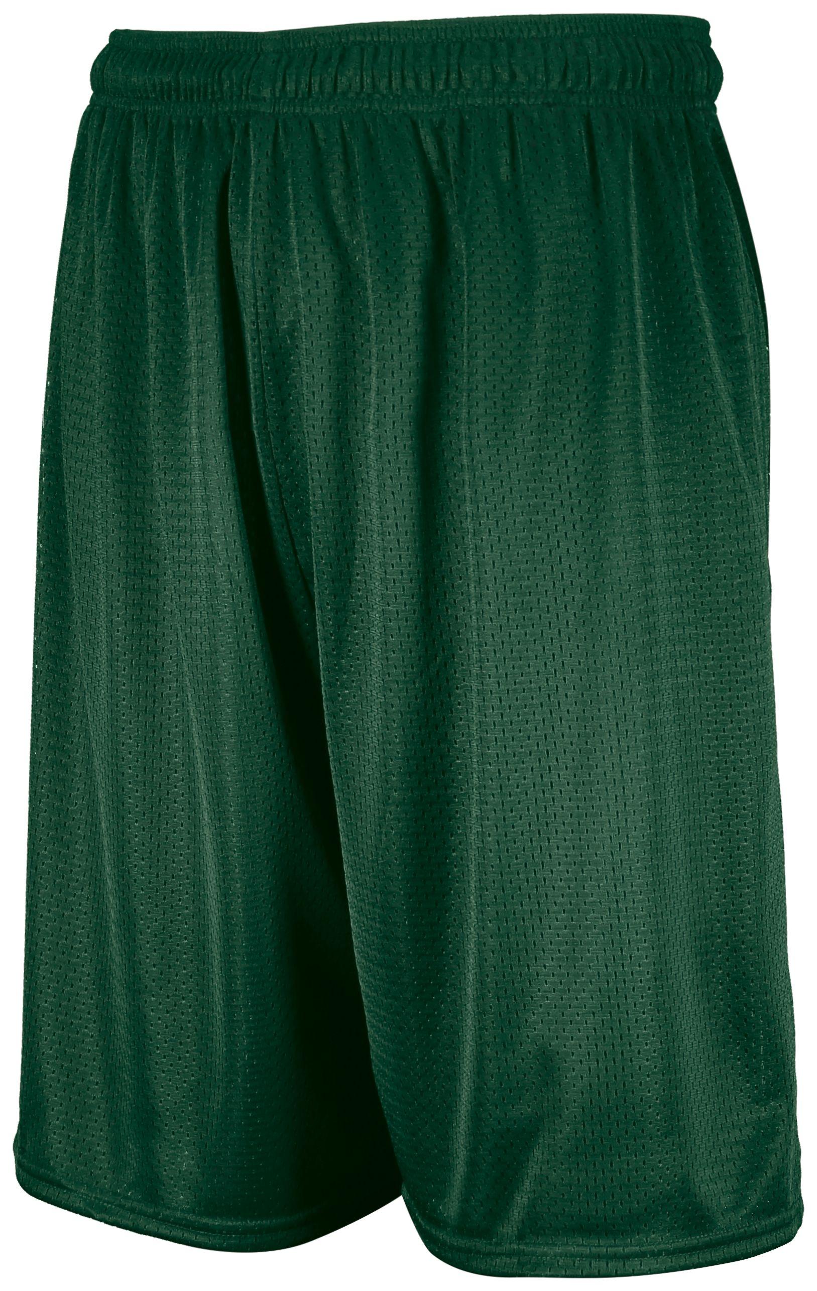 Dri-Power Mesh Shorts - Dark Green