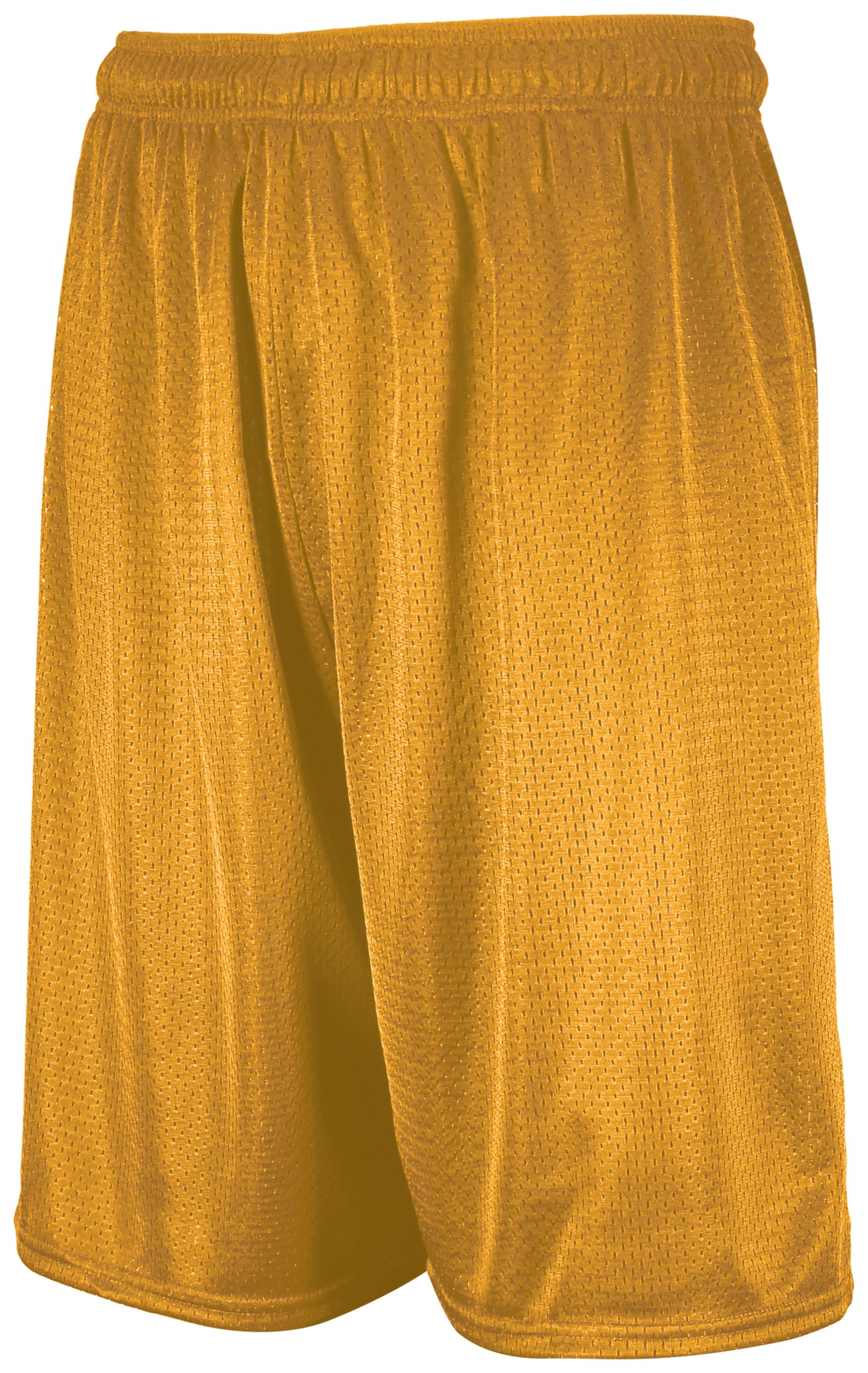 Dri-Power Mesh Shorts - Gold
