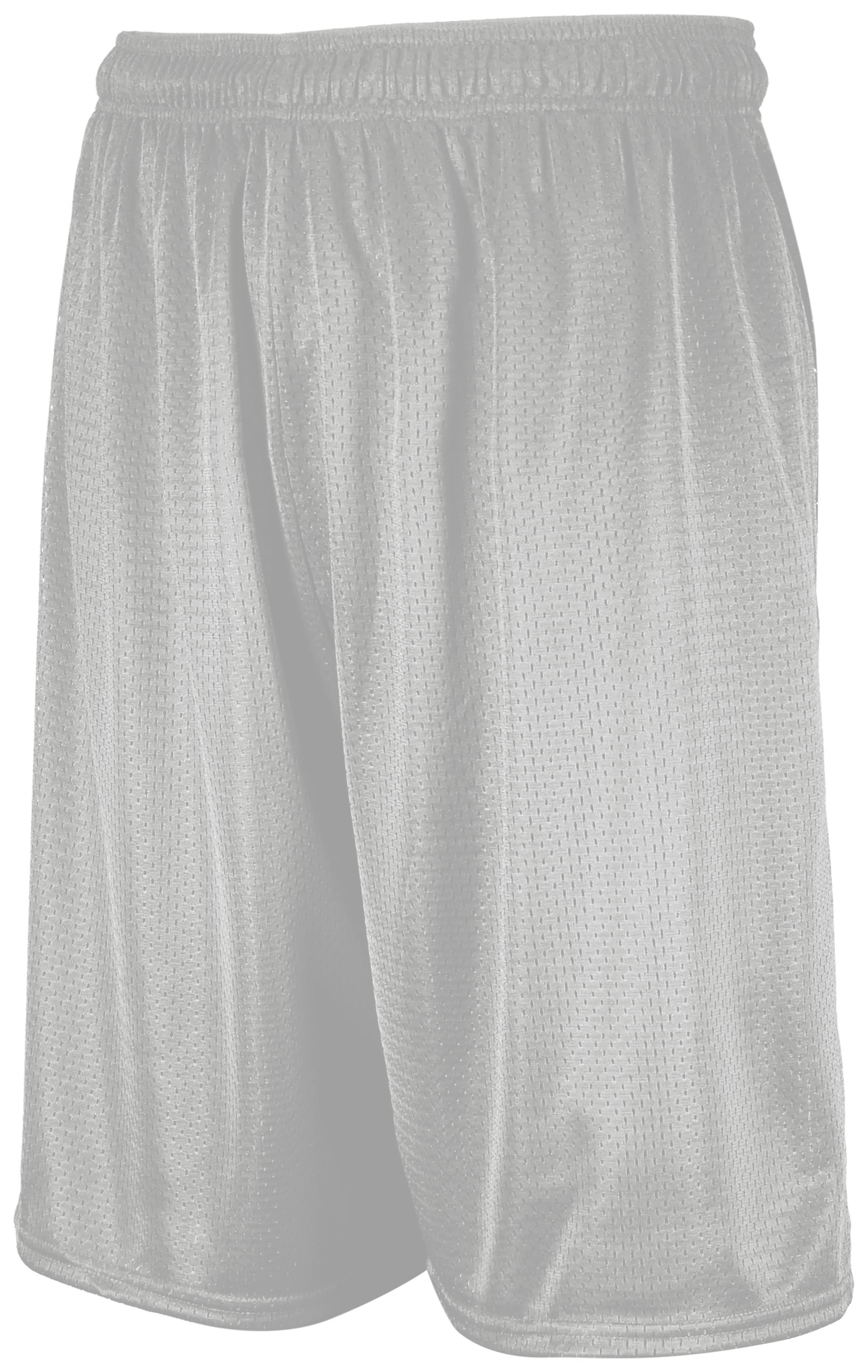 Dri-Power Mesh Shorts - Gridiron Silver