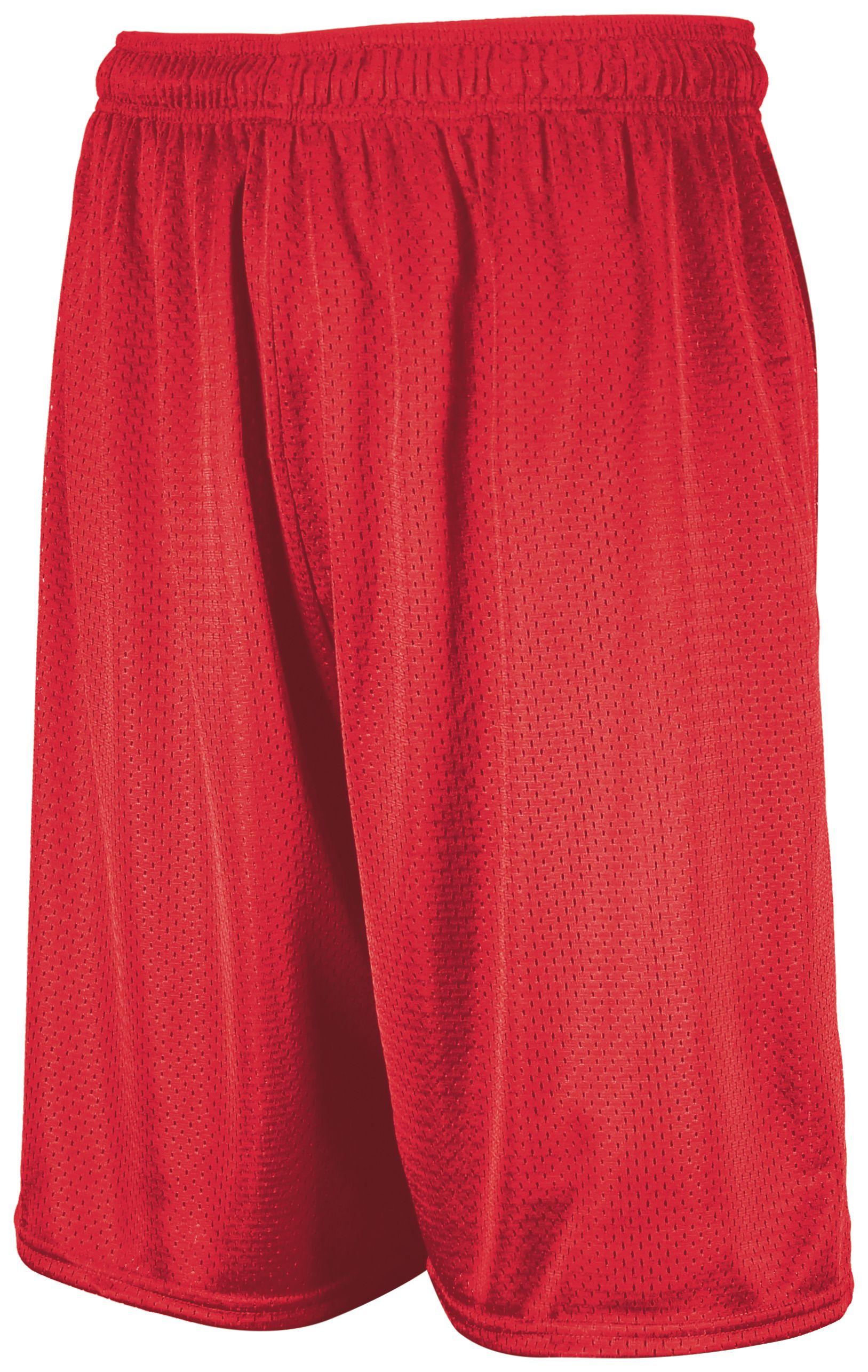Dri-Power Mesh Shorts - True Red