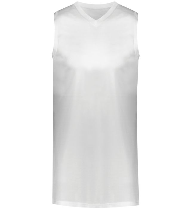 Youth Blank Basketball Jersey