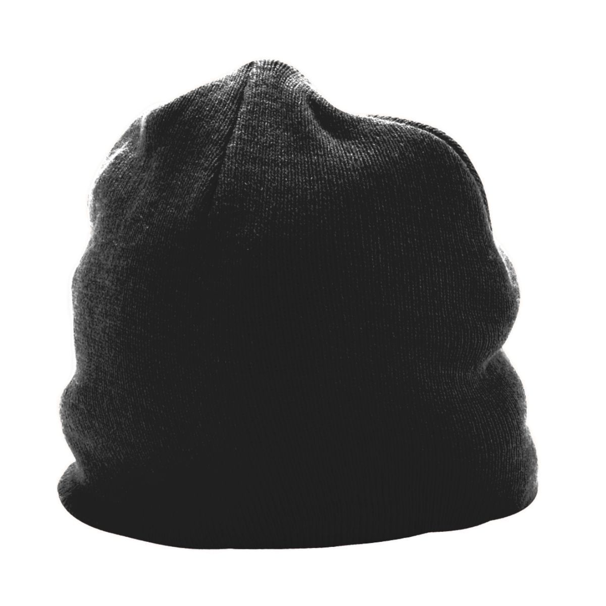 Knit Beanie - BLACK