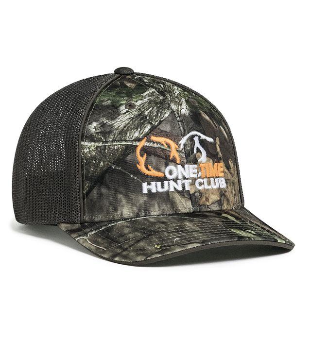 Camo Trucker Flexfit® Cap