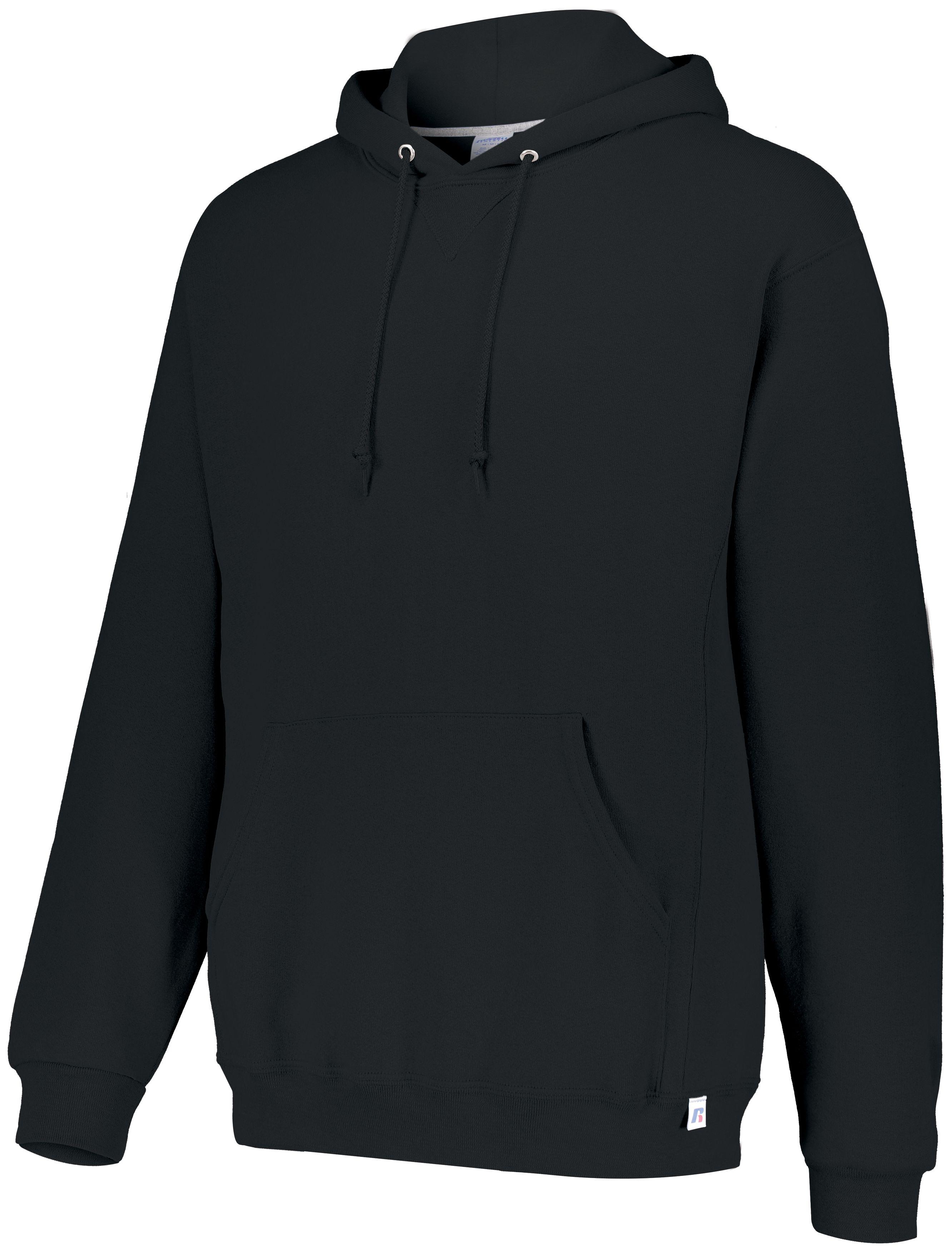 Dri-Power® Fleece Hoodie - BLACK